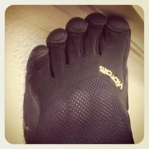 Vibram Five Fingers KSO Obermaterial