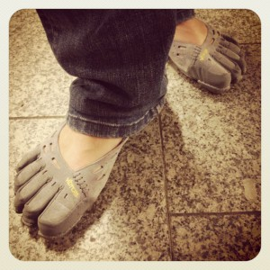Vibram Five Fingers GRADO